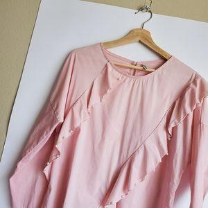 RLinea women long sleeves top, cotton